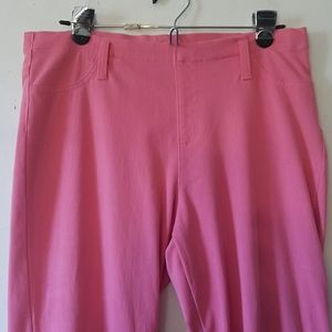 Womens Pants jeans/ leggings Pink